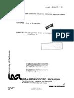 Eutectic Composite Explosives Containing Ammonium Nitrate