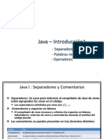 Java-Introduccion1 Prof JV