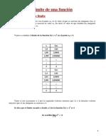 Limite de una funcion.pdf