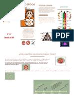 folleto celiaco