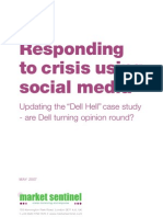 Dell Socal Media