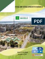 Pdsb - Plano Distrital de Saneamento Básico