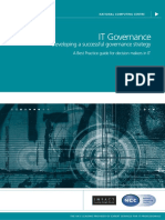 Developing a Successful Governance Strategy