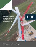 Wind Turbine Assembly_EN-WOLFFKRAN