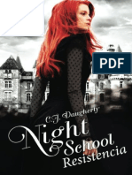 Night School. Resistencia - C.J. Daugherty