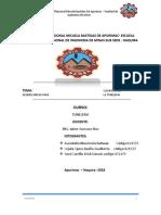 Instituto Geotecnico de Noruega Indice de Calidad Tunelera de La Roca q (1)