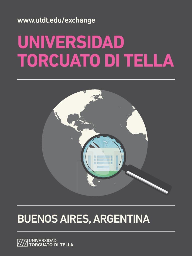 Brochure Buenos Aires