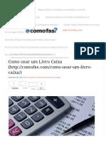 Como usar um Livro Caixa.pdf