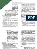 Jurisdiction and Immunities 2