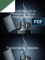 aplicacionesdelaprimeraleydelatermodinamica-091025144113-phpapp02.ppt