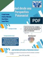 Psicologia Social de La Salud