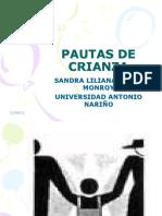 Pautasdecrianza Sandra 110311154047 Phpapp02