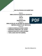 Proyecto Entregable No. 1