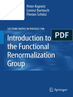 Introduction to Functional Renormalization Group
