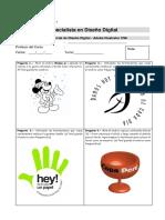 Examen Parcial Diseño Digital