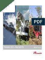 Manual de Panther T8 2013