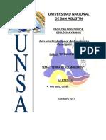 Caratula Geologia Unsa