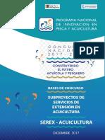 Bc Serex 2 - 2017 Acuicultura