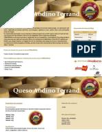 Ficha Quesos