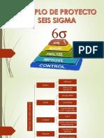 Ejemplo de Proyecto Seis Sigma (2)