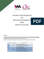 IAM Qualifications Syllabi Ver 1.0 Jul 17