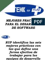 Practicas Para El Desarrollo de Software
