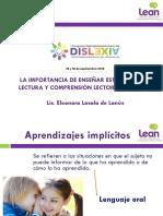 Lee Comprensivamente - Lasala y Fonseca