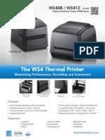 WS4 Series Datasheet