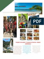 Revista Turística De Todo Honduras
