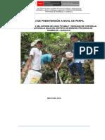 Perfil Tecnico Agua Potable Corvinilla Baja y Corvinilla Alta