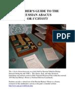 Abacus Curriculum