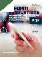 Regulação de Plataformas Digitais