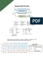 CC442 Sequential Circuits