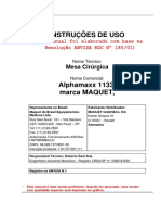 Manual de Uso Alphamaxx