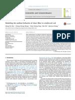 2014Modeling the Pullout Behavior of Short Fiber in Reinforced Soil