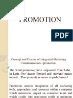 Adv, Sales Pr. & Personal Selling
