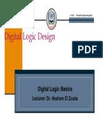CC442 Digital Logic Basics