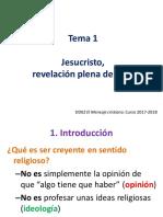 17-18 DD02 Tema 1 Jesucristo Revelación plena de Dios (1).pdf