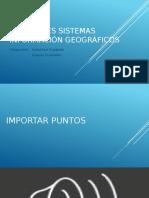 Tutoriales Sistemas Información Geográficos