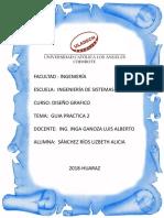 -DISEÑO GRAFICO DE COREL DRAW