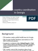 7_Tamar_TB REP in Country Coordination_Georgia