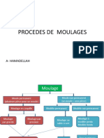 Moulage Cours
