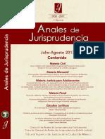 REVISTA ANALES DE JURISPRUDENCIA DEL TSJCDMX