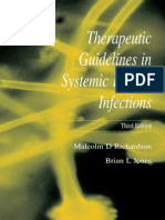 Therapeutic Guidelines in Systemic Fungal Infection 3ed