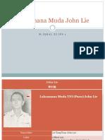 Laksamana Muda John Lie