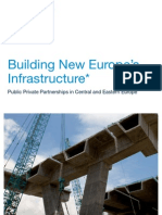Building New Europe Infrastructure