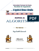 Manual Algoritmos 2017