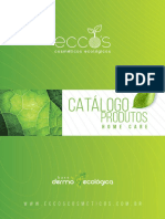 Eccos - Novo Catálago Home Care