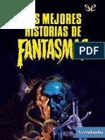 Las Mejores Historias de Fantasmas - AA VV