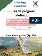 La Idea de Progreso Indefinido